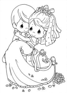 Drawing marriage