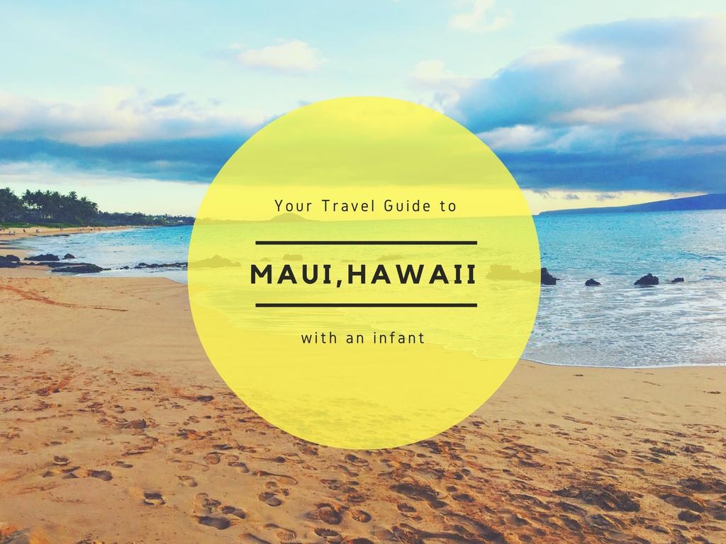 maui travel guide | milk & cardamom