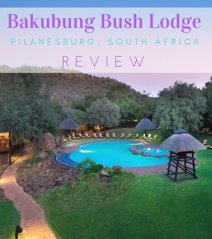 Review: Bakubung Bush Lodge