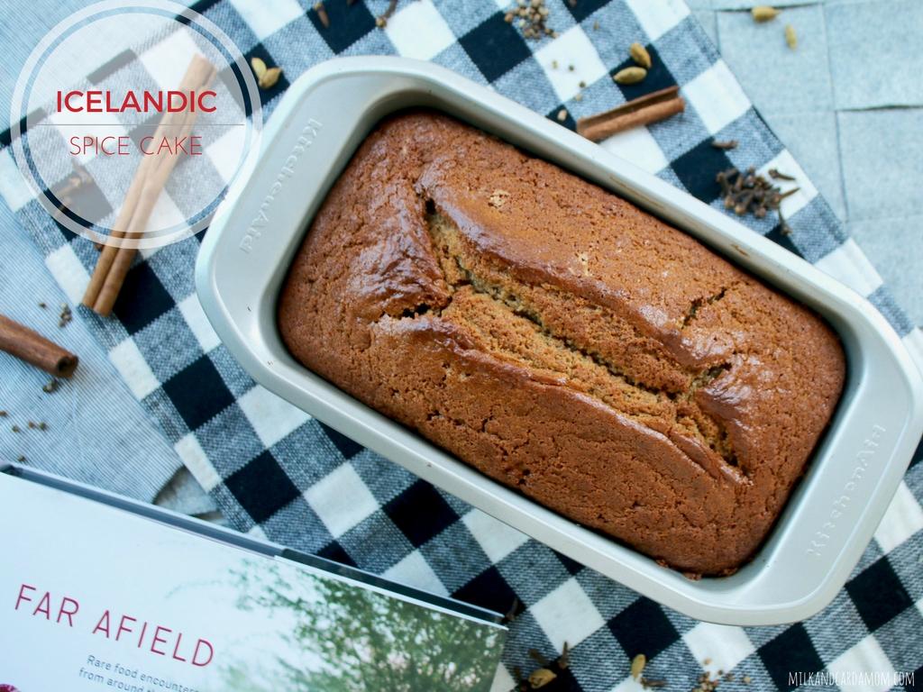 Icelandic spice cake milk cardamom icelandic spice cake forumfinder Choice Image