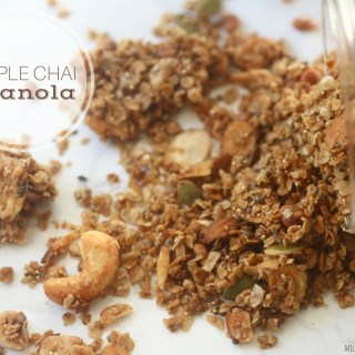 Maple Chai Granola