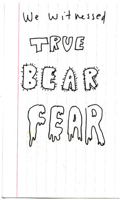 true bear fear