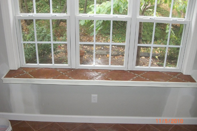Adding Sill That Matches With The Floor DIY
