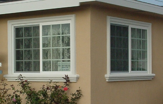 Using The Sill Made From Gypsum Outdoor Image
