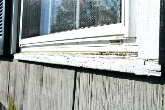 Maintaining The Old Sill