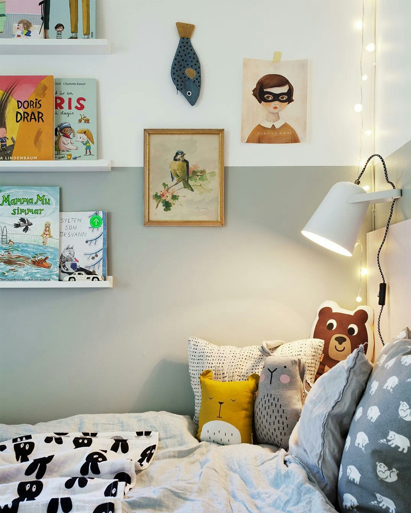 lighting and lamp ideas for kids rooms kids interiors