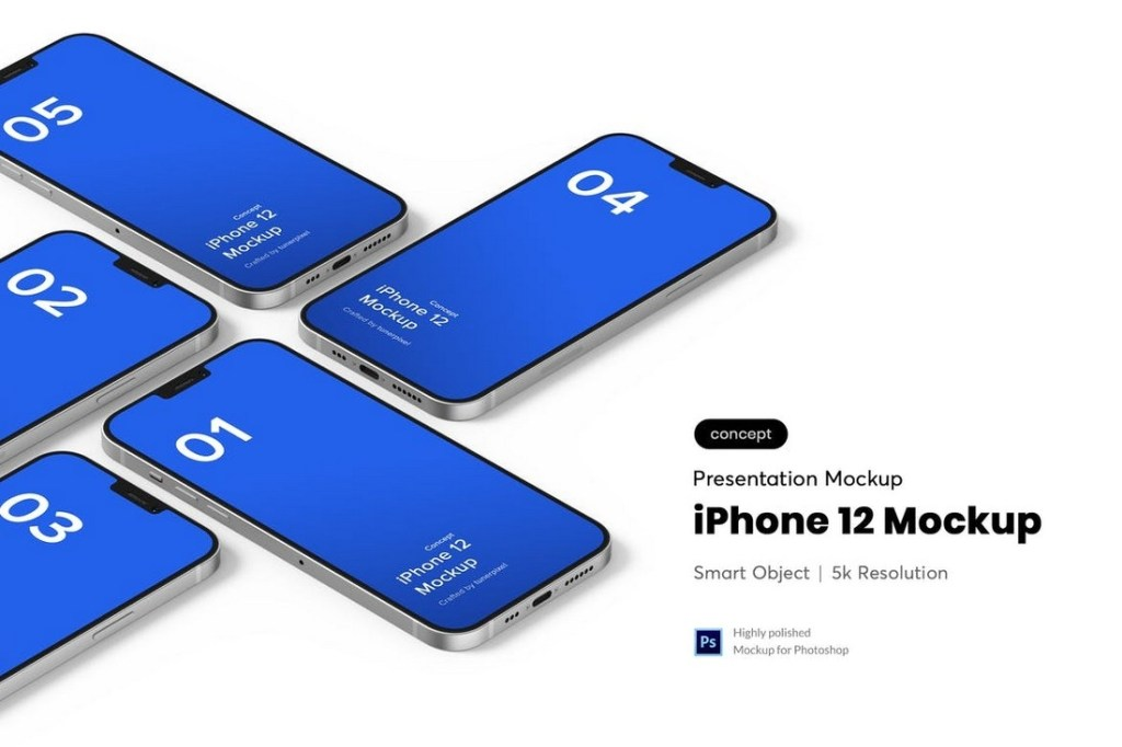 40 iphone psd mockups free premium 2021 design shack