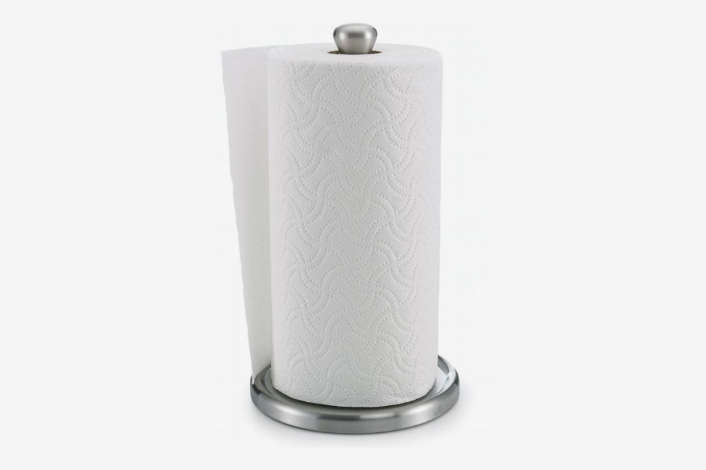 7 best paper towel holders to buy 2019 the strategist