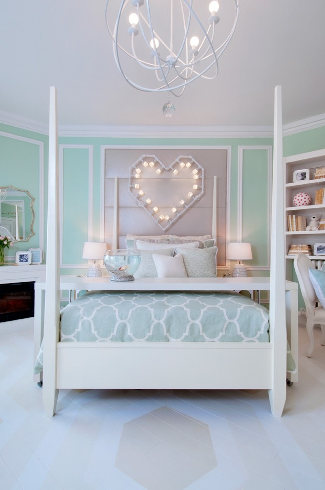 fun ideas for a teenage girls bedroom decor 16535