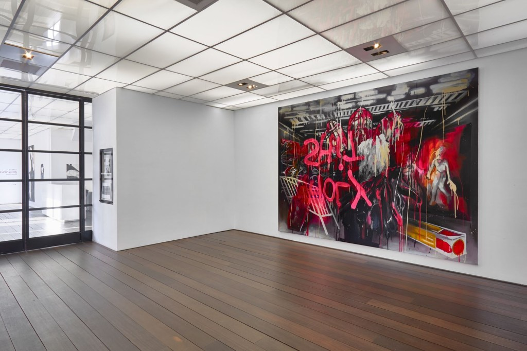 group exhibition all the worlds a stage at reflex