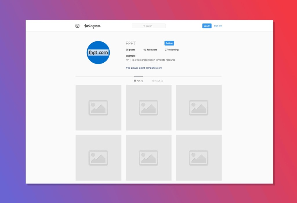 how to create an instant instagram mockup