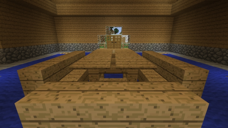 minecraft how to make a dining room dining room woman