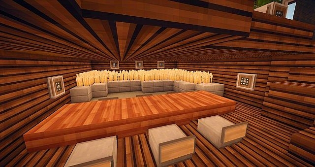 pane a modern minecraft home minecraft project