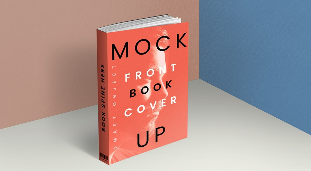 paperback book mockup psd templates graphicsfuel