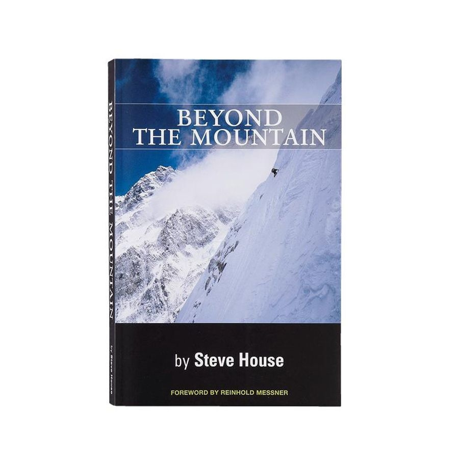 patagonia beyond the mountain softcover book