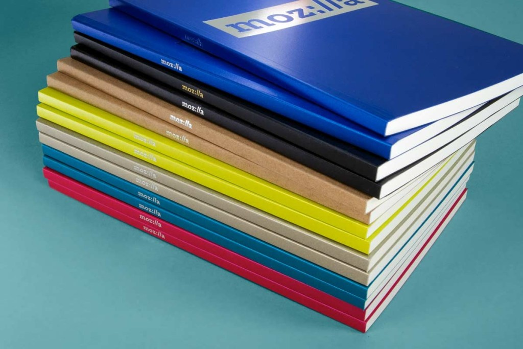perfect bound booklet printing