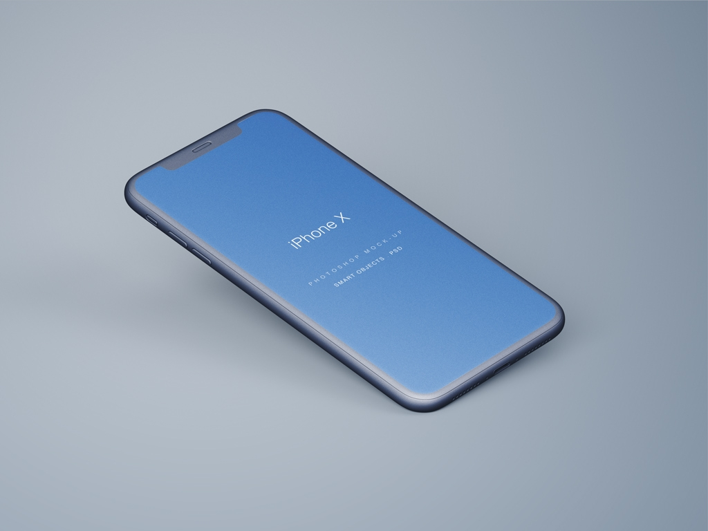 perspective iphone x mockup mockup world