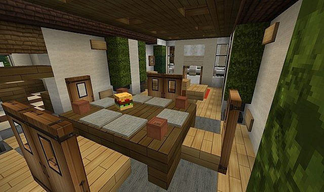 stature a modest traditional home minecraft map