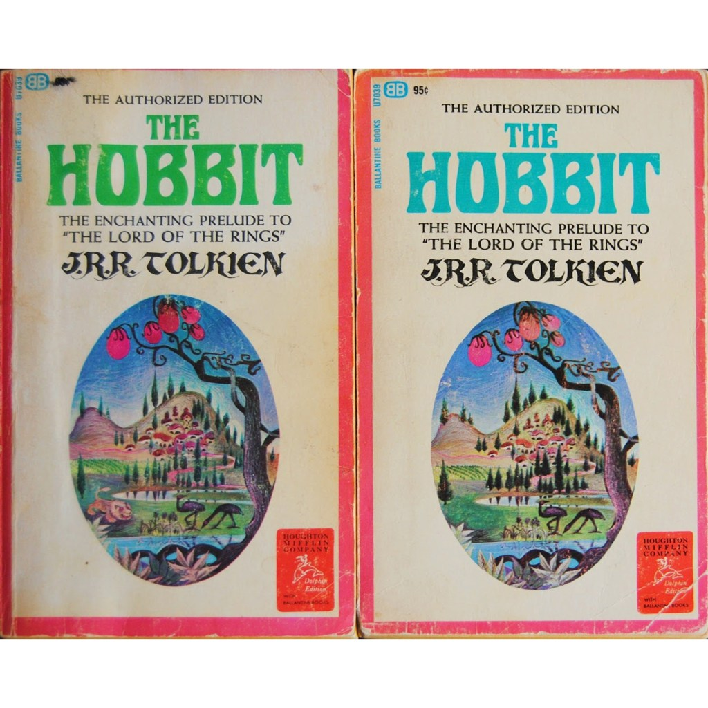 the bizarre book covers for the first us paperback