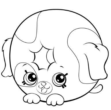 Moriah Elizabeth All The Squishy Coloring Pages Pintable