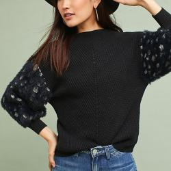 d13f6efd 37 Sweaters Under $100 Perfect For Cozying Up Or Going Out Milk