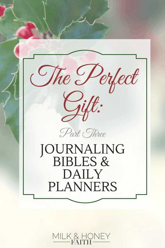 Buy the perfect gift online at Amazon. Journaling Bibles and Daily Planners for your loved ones