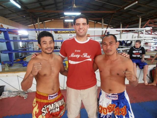 Pornsanae and Muay Thai Is Life