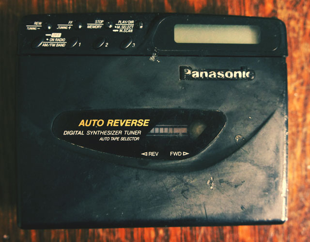 panasonic-cassette-player