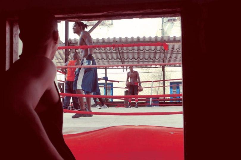 Rafael Trejo Boxing Gym