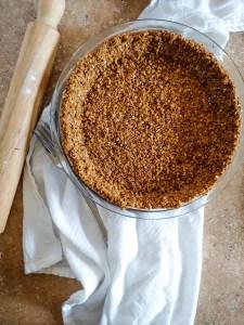 oatmeal cookie pie crust