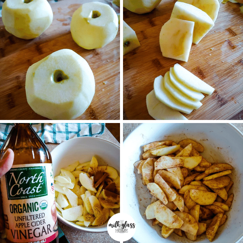 caramel apple galette recipe