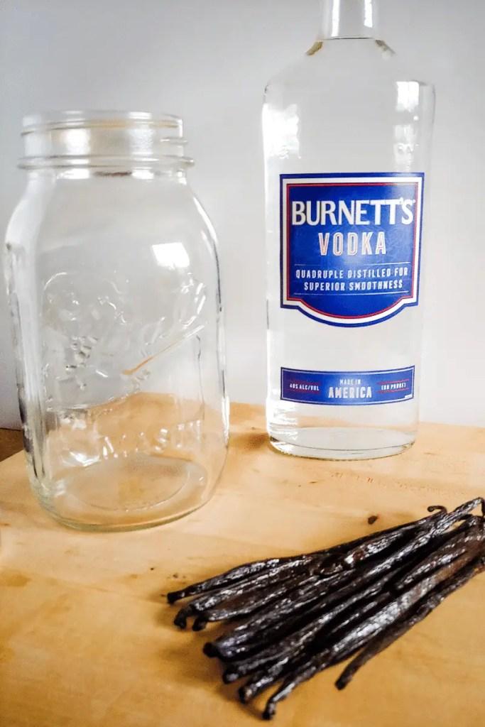 easy diy vanilla extract