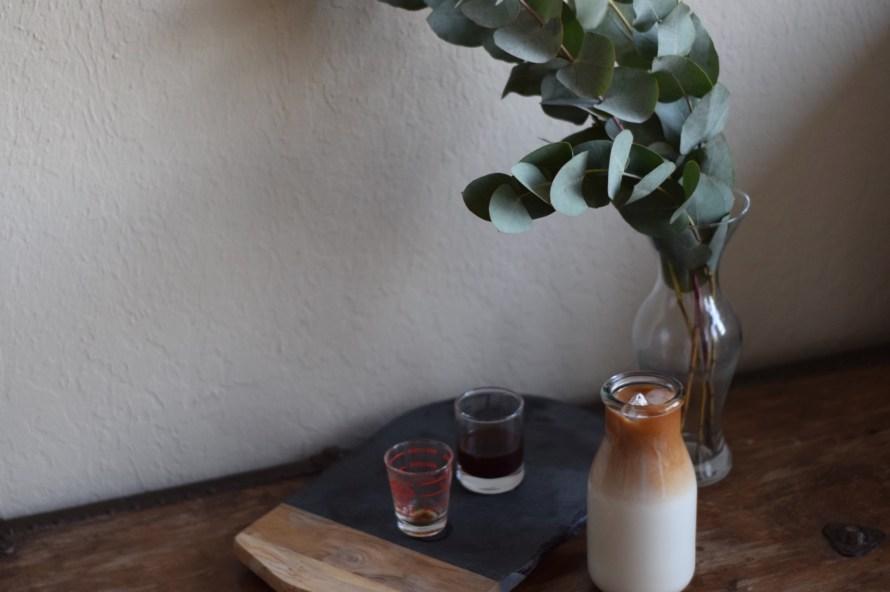 Replicating Tokyo's Coffee Milk