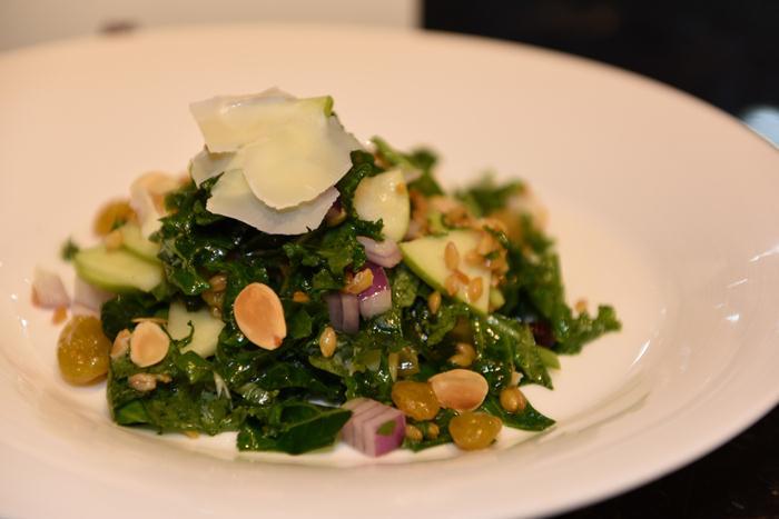 Delmonico's Chef Special Tuscan Kale Salad 主廚特製羽衣甘藍沙拉