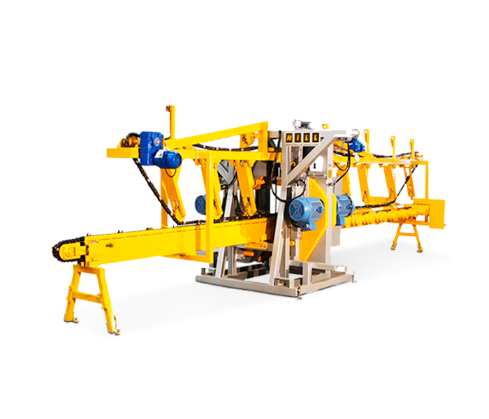 Quadruple Band Saw