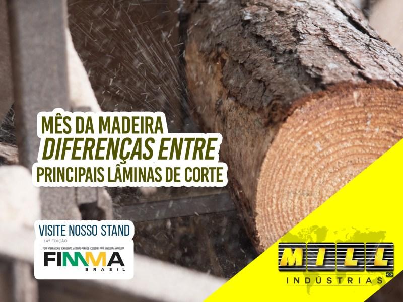 Mês da Madeira – Quais máquinas podem otimizar processamento da madeira?