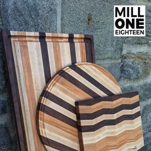 The Mill's Standard Collection - Chevron, Round, Rectangle