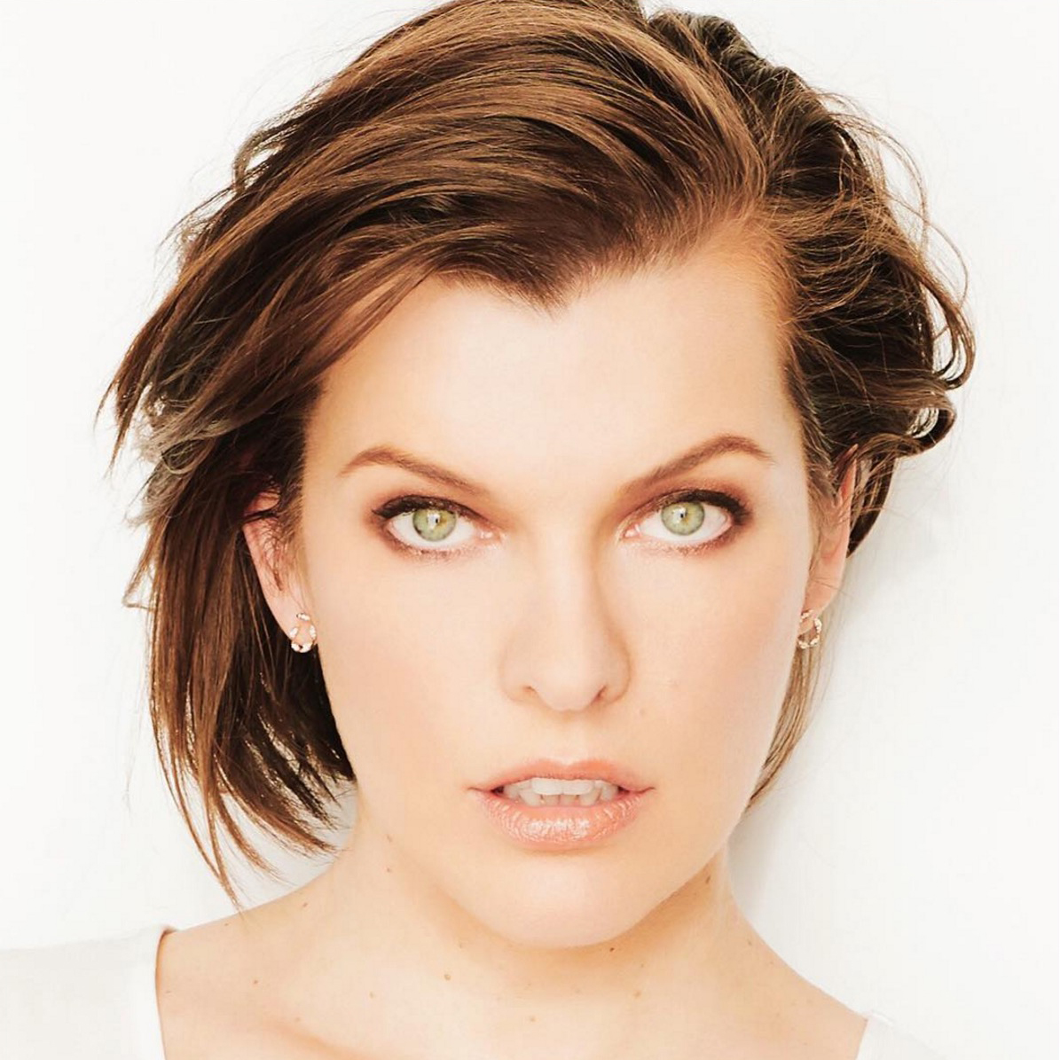 The Official Milla Jovovich Website
