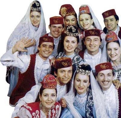 ТАТАРЛАР (Татары) — Милләттәшләр