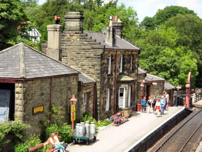 Goathland Station