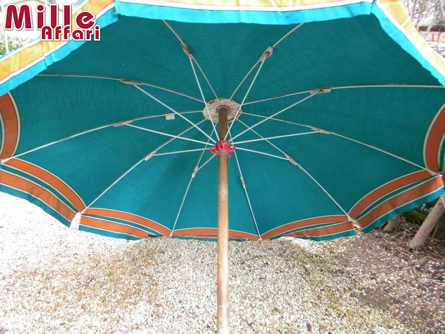Benvenuto nella sezione dedicata agli annunci gratuiti di permuta e baratto ombrelloni e gazebo da giardino usati: Ombrelloni Da Spiaggia Diametro 200 Con Fusto In Legno Hanno Annunci Mercatino Gratuiti