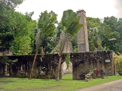 MARTINIQUE-ANCIENNE RUHMERIE