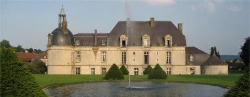 chateau d'etoges en Chamapgen Marne 51 pour un mariage