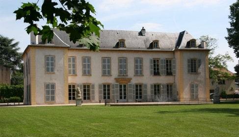 salle de mariage en lorraine moselle 57 chateau de courcelles