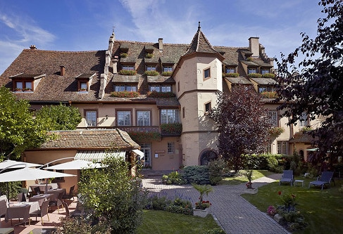 L'Hostellerie de la Pommeraie est un Relais et Château situé dans le Bas-Rhin (67) en Alsace et vous accueille pour votre réception de mariage Millemariages