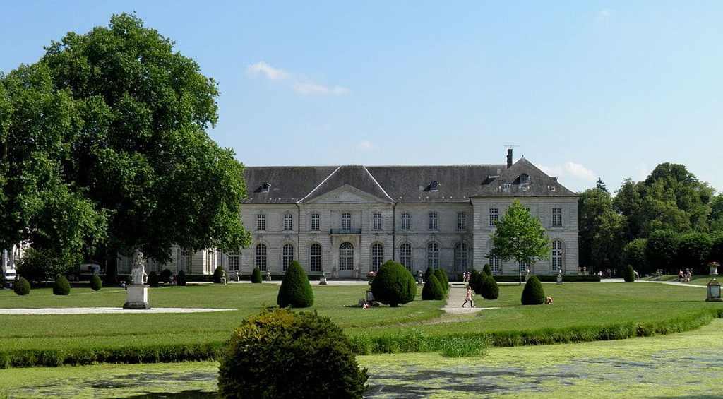 Abbaye Royale de Chaalis – salles de mariages 60 oise