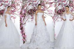 robe de mariée georges hobeika pour un beau mariage de millemariages