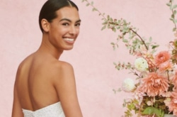 ROBE DE MARIÉE CAROLINA HERRERA COLLECTION 2020