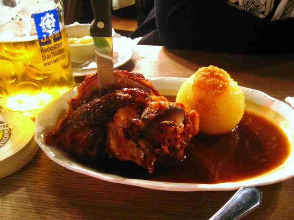 pork-knuckle