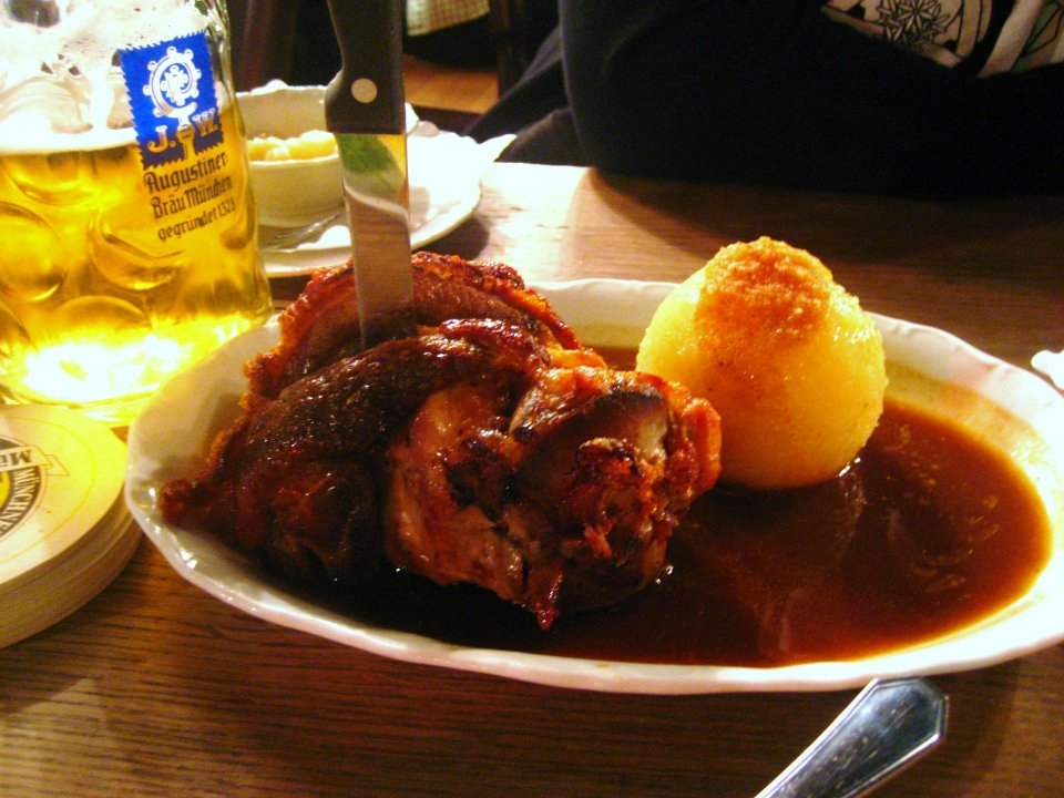 pork-knuckle